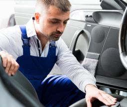Produkcja siedzeń samochodowych