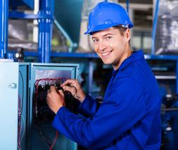 Elektryk zakładowy/ przemysłowy